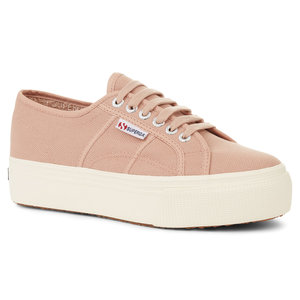 Superga Rosa 2790 Linea Up and Down Tela Platform Art. S0001L0 915
