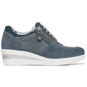 Sneakers NeroGiardini Donna Blu Art. P805060D 203