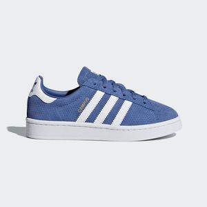 Adidas Campus C Blu/Bianco Art. CQ2958