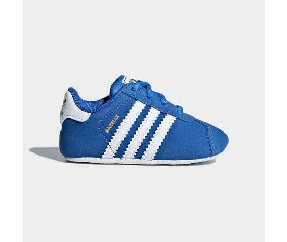 Adidas Gazelle Crib Blu/Bianco Art. CM8229