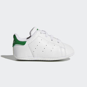 Adidas Stan Smith Crib Bianco/Verde Art. B24101