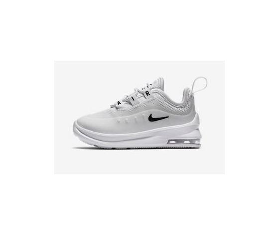 Nike Ar Max Axis Bambino Bianco/Nero Art. AH5224 100