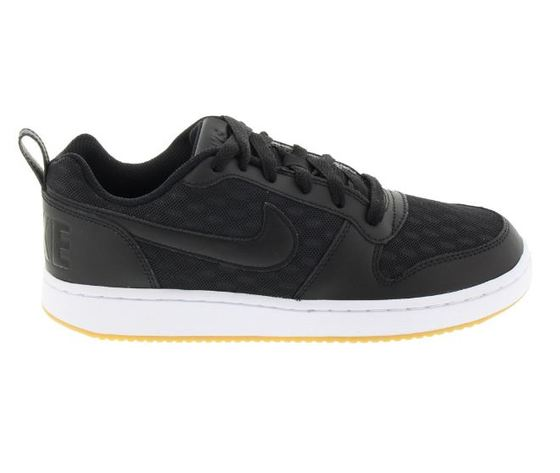 Nike Court Borough Low Nero/Bianco Art. 916760 003
