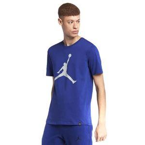 T-Shirt Jordan Blu Art. 908017 455 NIC