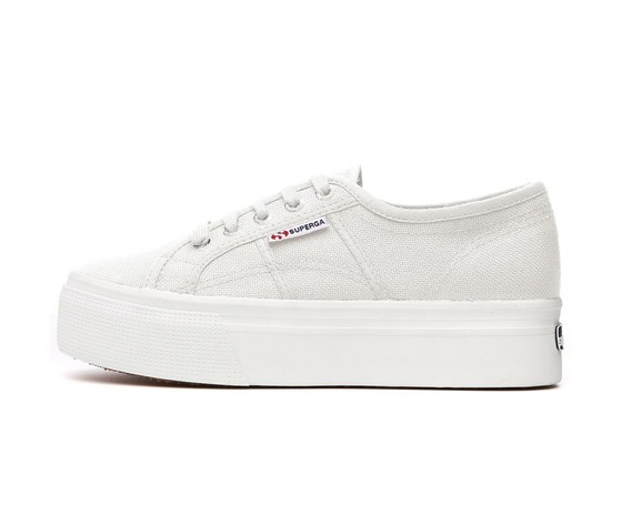 Down 2790 And Up Sneakers Art Bianco Platform Superga Tela Scarpe CTAwvWxqwU 277291c2833