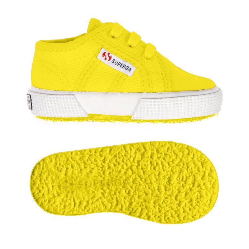 2750 Scarpe Superga Bebj Lacci Giallo Sneakers Babby Classic 1dCwCxqv