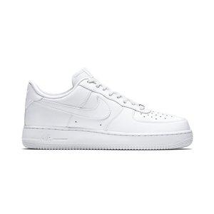 Nike Air Force 1 '07 Basse White/white Bianco cod. 314192 117