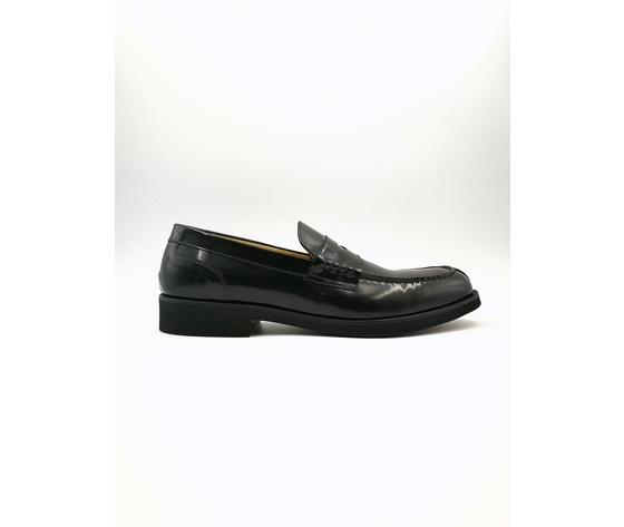 Mocassino College Uomo Fondo Eva Light Comfort Nero Art. W1601NERO