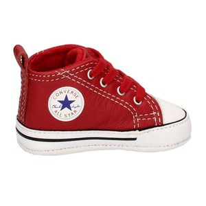 Converse First Star Pelle Tango Rosso Art. 855120C