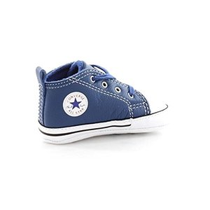 Converse First Star Pelle Blu Art. 855119C