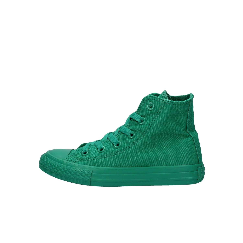 all stars converse verde