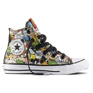 Converse All Star Infant High Looney Tunes Art. 758235C