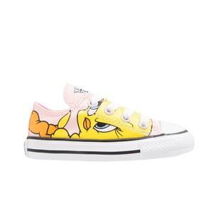 Converse All Star Infant OX Looney Tunes Rosa Tweety Art. 758237C