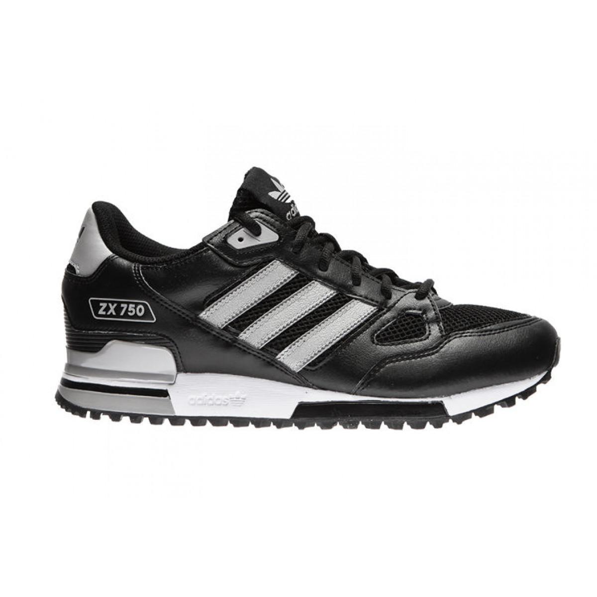 Zx 750 Nero Adidas Scarpe Sneakers ArtS76191 Colbaffo 3Rj5cLA4qS