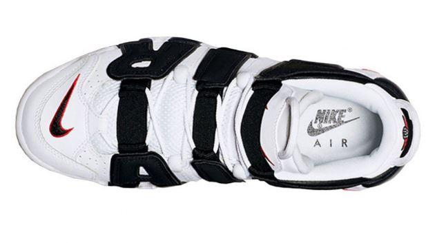 Sneakers Uptempo Art414962 105 Scarpe Nero Bianco Airmore Nike OwX0kPN8n