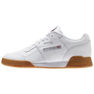 Reebok Workout Plus Men Bianco Suola Gum Art. CN2126