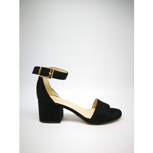 Sandalo Donna Tacco 50 Nero Art. 3260NE