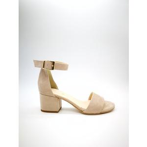 Sandalo Donna Tacco 50 Cipria Art. 3260CI
