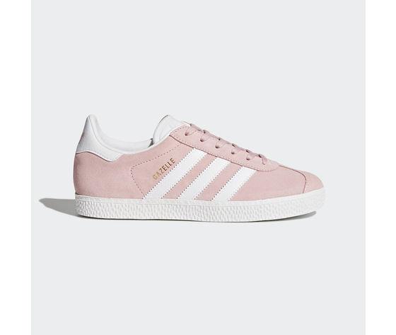 adidas gazelle suede rosa