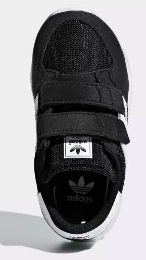 release date: 51431 1caa9 Adidas Forest Grove CF I Scarpe Sneakers Nero Bianco Art. B37749