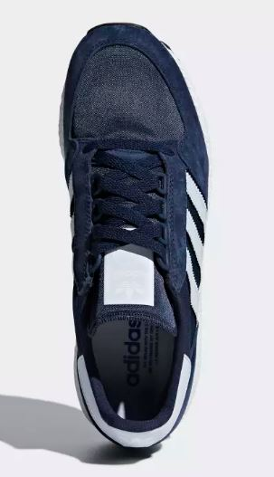 quality design 05b7b cf156 Adidas Forest Grove Scarpe Sneakers Blu Bianco Art. D96630