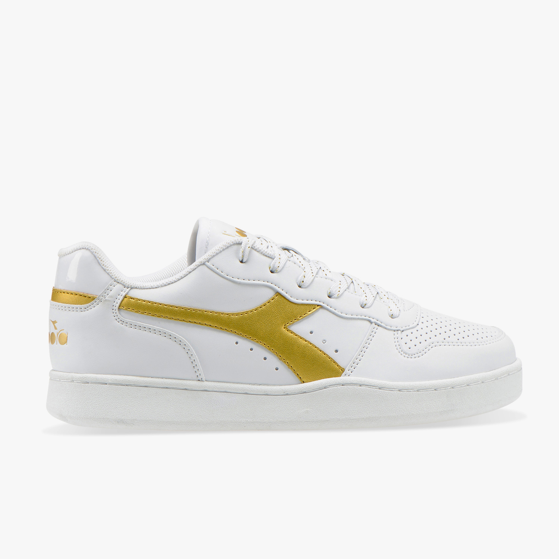 Sneakers 101 Scarpe Oro Wn 173123 Diadora Bianco Playground Art tZwqZSU 9fc639e1342