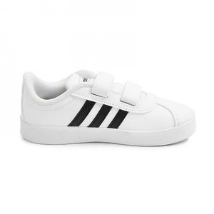 Adidas VL Court Bianco / Nero Art. DB1839