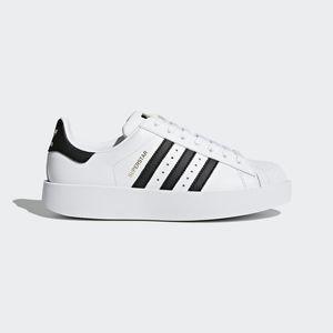 Adidas Superstar Bold Platform W Bianco/Nero Art. BA7666