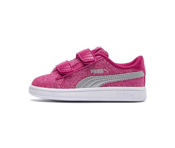 Smash Scarpe 367380 Sneakers Rosa Glitter Grigio V2 003 Puma Art qd4xwFq
