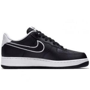 Nike Air Force 1 '07 Low  LTHR Nero / Bianco Art. AJ7280 001