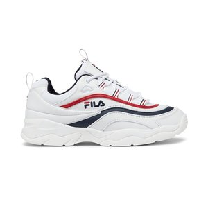 FILA Ray Low wmn White/Fila Navy/Fila Red
