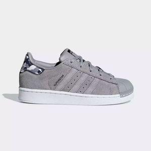 Adidas Superstar Grigio / Camouflage Grigio Art. B37278
