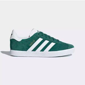 Adidas Gazelle Verde / Bianco Art. AQ1122