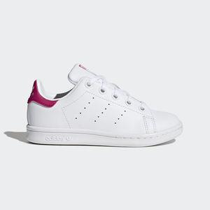 Adidas Stan Smith Bianco/Fucsia Art. BA8377