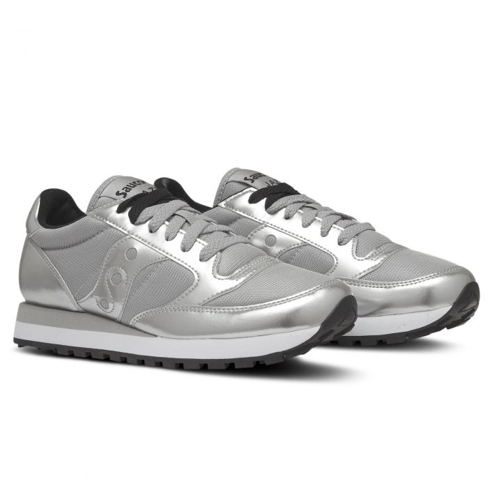 Original Jazz Art Saucony Argento 461 Sneakers S1044 Silver Scarpe 5pxxq edb49635c05