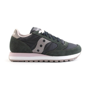 Saucony Jazz Original Donna Verde scuro / Grigio Art S1044 370