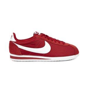 Nike Classic Cortez Nylon Rosso / Bianco Uomo Art. 807472 611