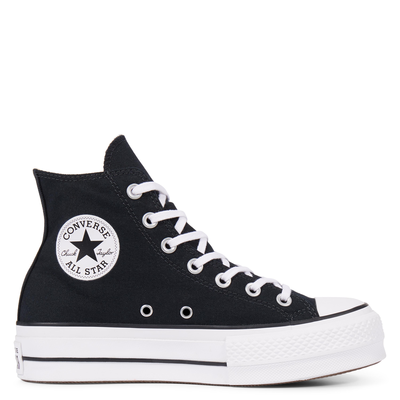 560845c Alte Colbaffo Sneakers Converse Star Platform Nero Art All wqrwTzv7