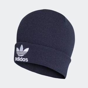 Cappello Adidas Trefoil Beanie Blu Art. BK7639