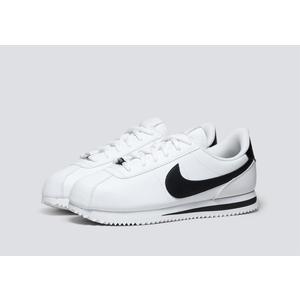 Nike Classic Cortez Basic SL Leather Bianco / Nero Art. 904764 102