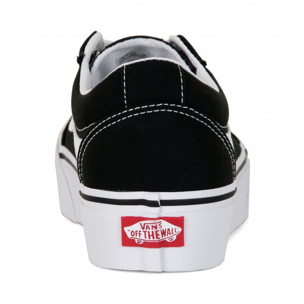 vans ward platform canvas donna