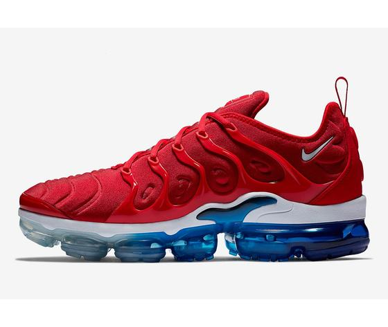 timeless design 6cbbc b3bd5 Nike Air Vapormax Plus Rosso Art. 924453 601 - colbaffo