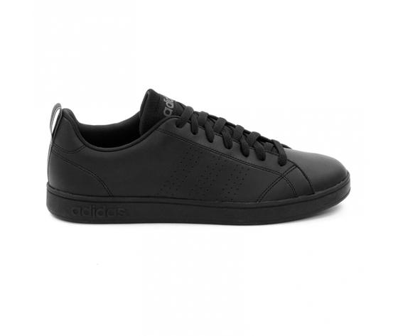 adidas neo cuir noir