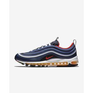 Nike Air Max 97 Blu / Nero / Bianco / Rosso Art. 921826 403