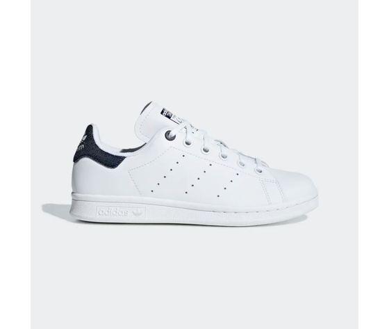 Jeans Sportive Smith Sneakers Adidas J Scarpe Ragazzi Stan Bianco wq5IxCB8