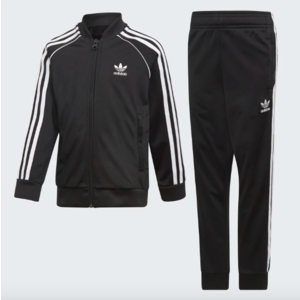 Tuta Adidas Nero Track Suit SST Nero / Bianco Art. DV2849