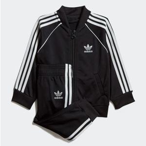 Tuta Adidas Nero Track Suit SST Art. DV2820