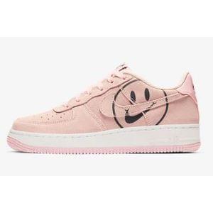 Nike Air Force 1 Rosa Smile Nero Have a Nike Day Pack art. AV0742 600