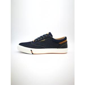 Sneakers Wrangler Tela Blue Jeans Suola in gomma Memory Foam art. WM91120A W0653