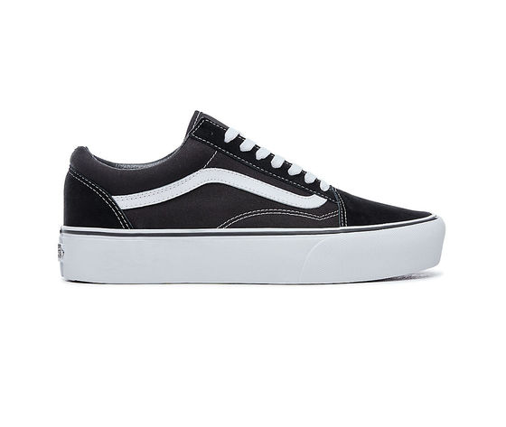 Vans Old Skool Platform Black Nere Donna Art. VA3B3UY28
